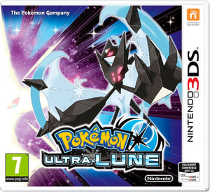 3DS - Pokémon Ultra-Lune