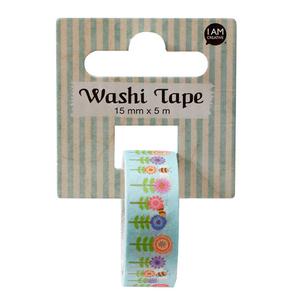 Washi Tape Blumen I