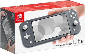 Switch Lite gris