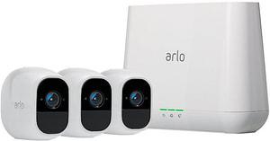 Sistema di sicurezza Pro 2 con 3 videocamere