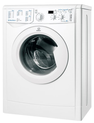 Indesit IWUD 41252 C ECO Waschmaschine