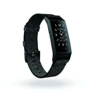 Charge 4 Granite Woven Black SE