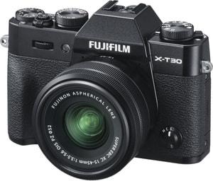 X-T30 Kit XC 15-45mm schwarz