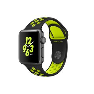Watch Series 2 Nike+ 42mm Black/Volt