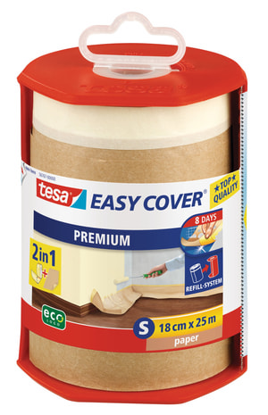 EASY COVER PAPIER DISP 25MX180MM