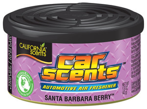 Car Scents Santa Barbara Berry