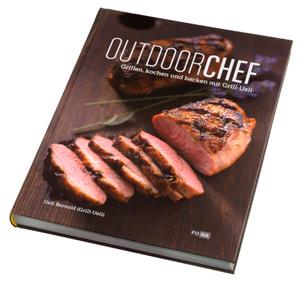 Livre de cuisine «Outdoorchef» (Allemand)