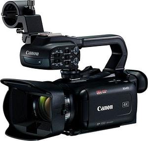 """Camcorder XA40 1/2,3"""" CMOS, 4K, 20"""