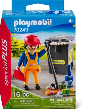 PLAYMOBIL 70249 Operatore ecologico