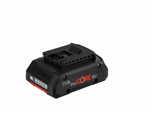 Akku Pro Core 18V, 4.0 Ah