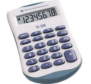 Calculatrice TI-501 8-chiffres