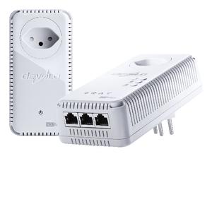 dLAN 500 AV Wireless+ Powerline Starter Kit