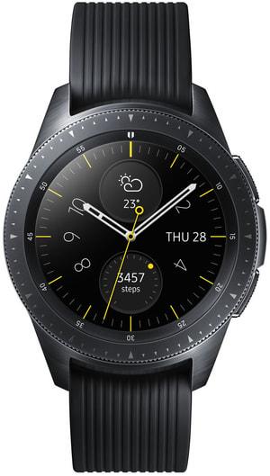 Galaxy Watch Midnight Black 42mm LTE