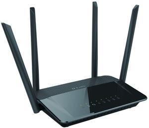 DIR-842 Wireless AC1200 MU-MIMO Dualband-Router