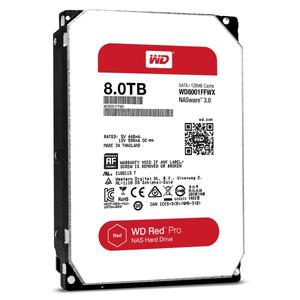 "disque dur interne Red PRO 8TB NAS SATA 3.5"""