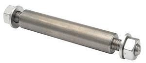 Asse 20 mm/M12/L102 mm