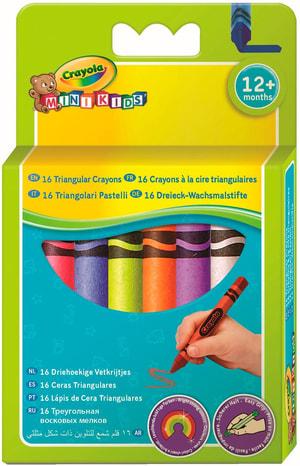 Crayola Triangulaire