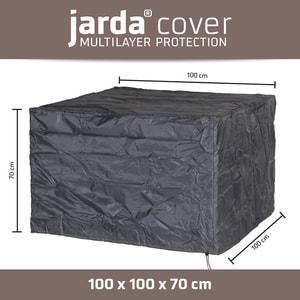 Housse de protection quadratique 100x100xH70