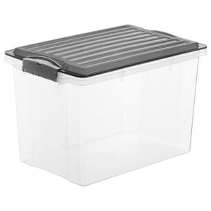 Boîte empilable Compact A4 haute