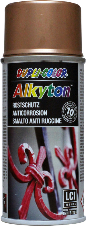 Vernice spray antiruggine Alkyton