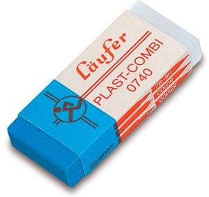 Plast-Combi Gomme 46x20x9mm 0740 avec étui de prot. carton