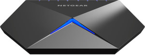 GS808E-100PES Nighthawk S8000 Gaming und Streaming Switch nero/blu