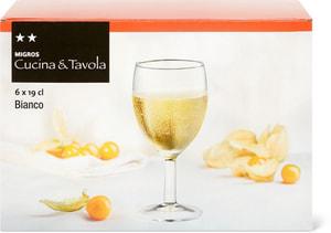 Bicchiere da vino bianco