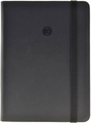 Universal Tablet Leather Case noir