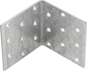 Piastra angolare perforata