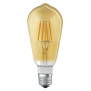 SMART+ CLASSIC EDISON 45 GOLD DIMMABLE