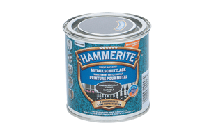 Metall-Schutzlack Hammerschlag Dunkelgrün 250 ml