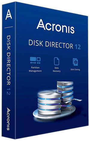PC - Acronis Disk Director 12