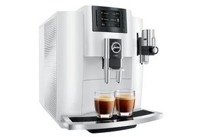 Jura E800 Piano Whit Kaffeevollautomat