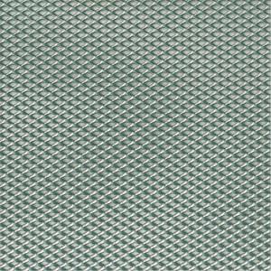 Lamiera stirata 2.2 x 200 mm acciaio grezzo 1 m