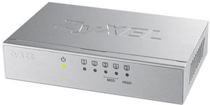 5-Port Gigabit Switch GS-105B v3
