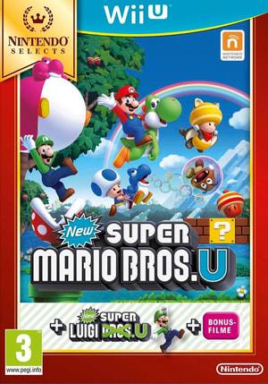 Wii U - New Super Mario Bros. U + New Super Luigi U Selects