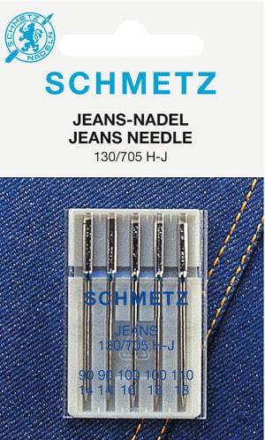 Jeans-Nadel SB 5 Nr. 90 - 110