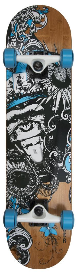 "Area Joker 31"" Skateboard"