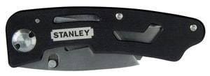 Couteau pliant avec lame fixe