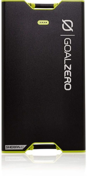 GoalZero Powerbank Sherpa 40 Black