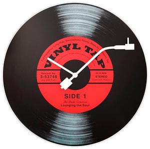Orologio da parete Vinyl Tap Diametro 43
