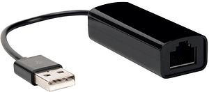 USB-Lan Adapter schwarz - NSW