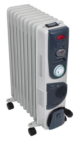 Öl-Radiator OFR 9D