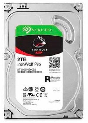"IronWolf PRO 2TB interne Festplatte SATA 3.5"""