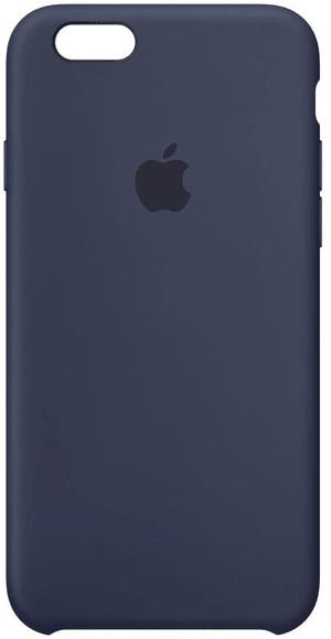 Silicone Case iPhone 6/6s blau