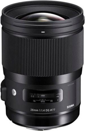 28mm / f 1.4 DG HSM art CA