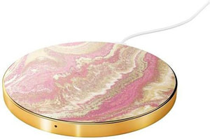 """Universal-Charger  """"Golden Blush Marble"""""""