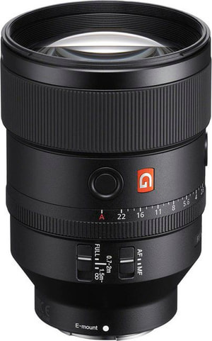 Sony FE 135 mm F1.8 GM G Master E-Mount