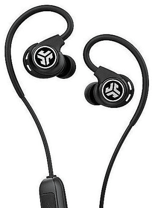 Fit Sport Fitness Earbuds - black