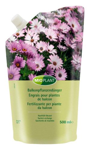 Balkonpflanzendünger Nachfüller, 500 ml